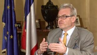 Patrice Paoli, ambassadeur de France au Liban.