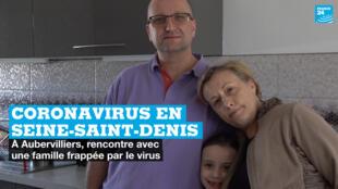 Coronavirus - Aubervilliers