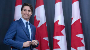 Le Premier ministre Justin Trudeau lors d'une conférence de presse, le 7 mars 2019 à Ottawa.