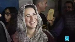 2019-10-17 10:08 EN NW PKG MOROCCO JOURNALIST HAJAR RAISSOUNI JAIL ABORTION SEX