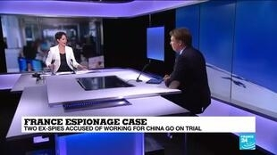 2020-07-06 15:03 Trial of French spies accused of working for China
