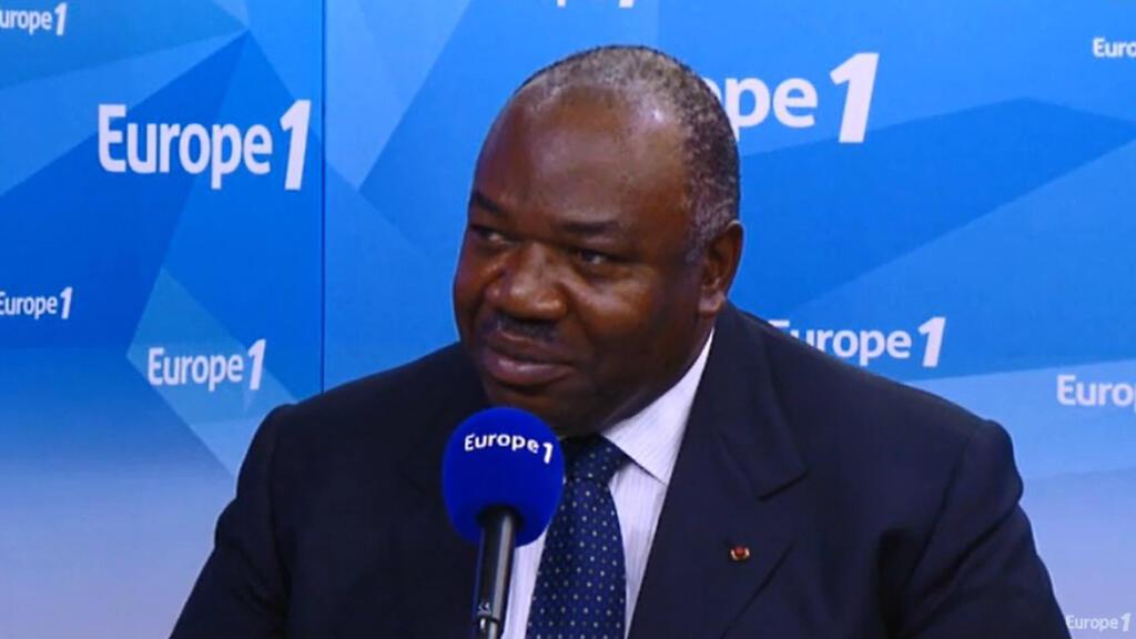 Le président gabonais Ali Bongo était l'invité d'Europe 1, mardi 15 septembre.