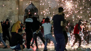 Jerusalem clashes Al-Aqsa mosque