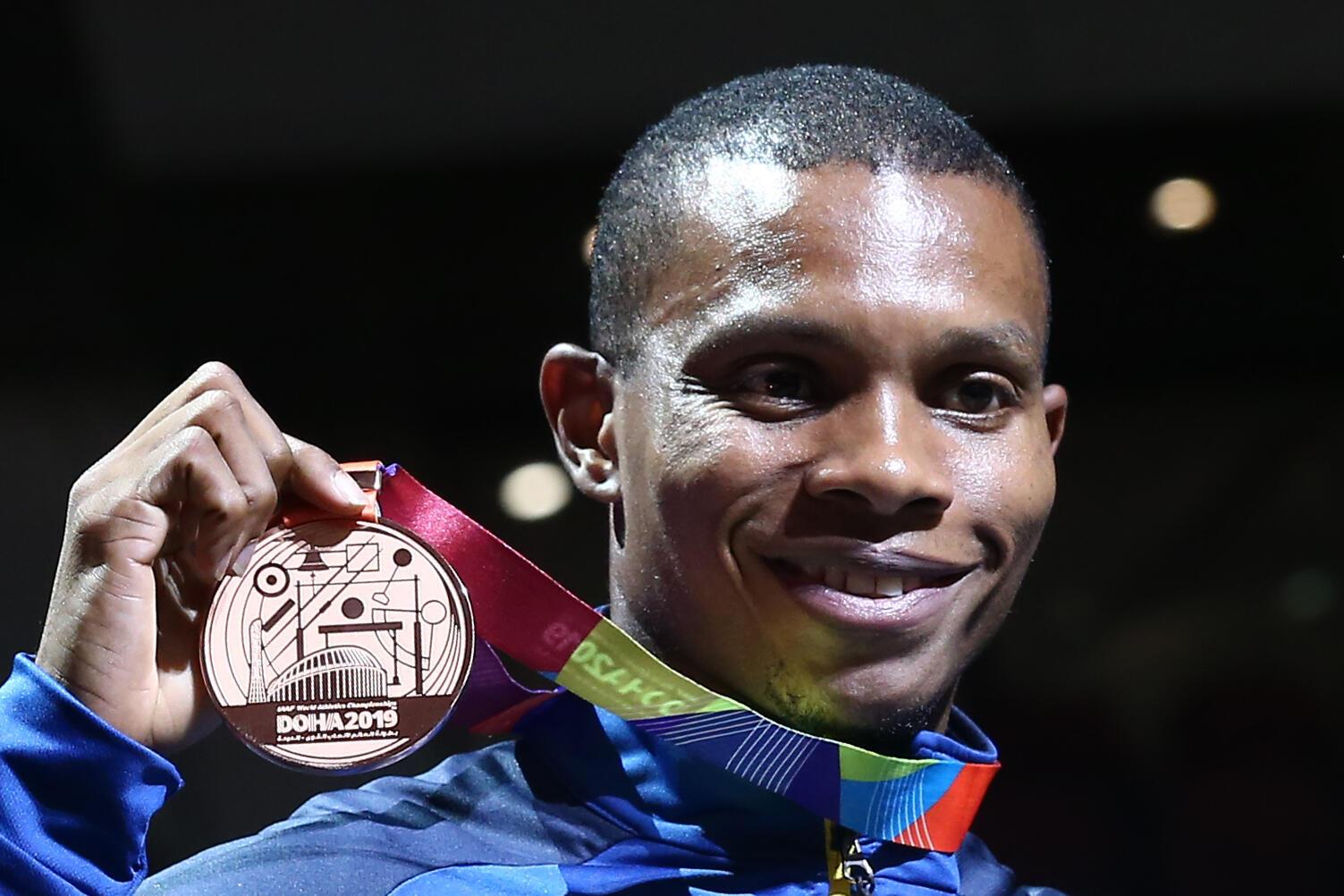 El velocista olímpico ecuatoriano Álex Quiñónez, de 32 años, fue asesinado en el puerto de Guayaquil