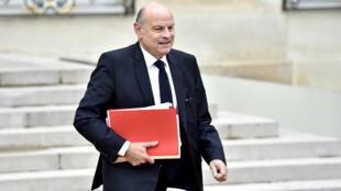 Le secrétaire d'État aux relations avec le Parlement, Jean-Marie Le Guen.