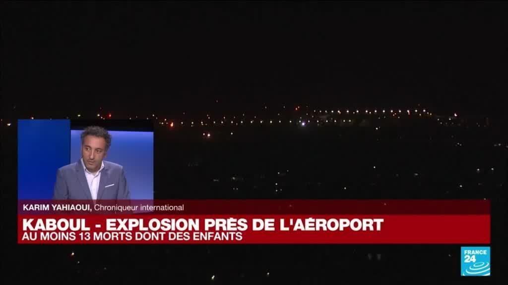 2021-08-26 16:35 Explosions près de l'aéroport de Kaboul : au moins 13 morts dont des enfants