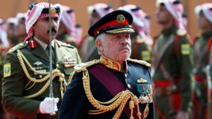 الملك عبد الله يعلن سيادة الأردن على الباقورة والغمر مع انتهاء الاتفاق مع اسرائيل بشأنهما
