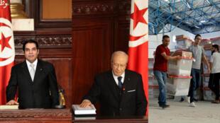 شهدت تونس محطات انتخابية مختلفة منذ الإطاحة بالرئيس زين العابدين بن علي في 2011.