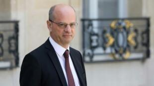 Le ministre de l'éducation, Jean-Michel Blanquer, le 10 juillet 2019 à Paris