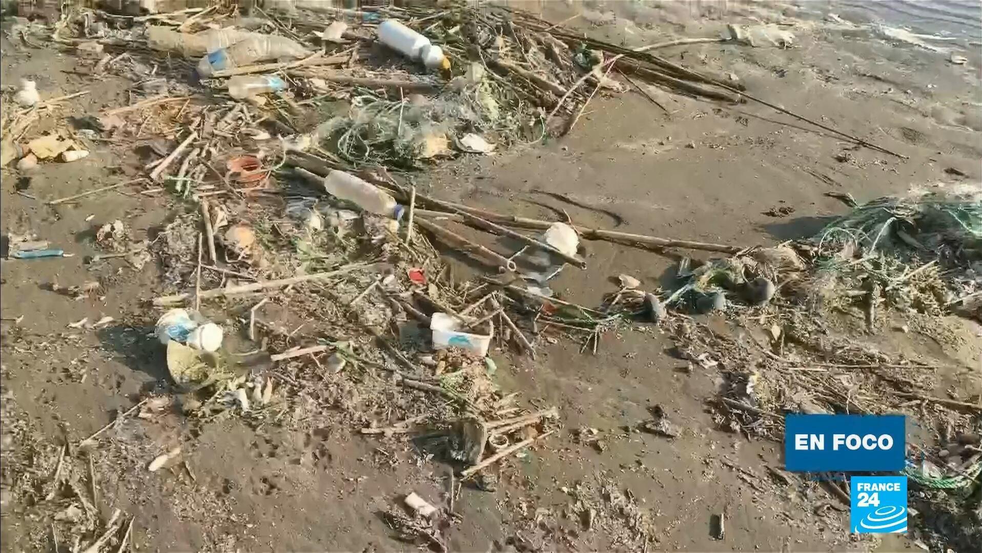 en foco - basura playas turcas