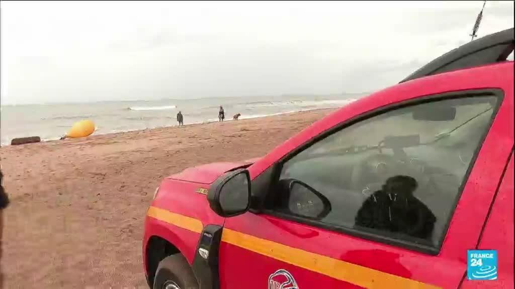 2021-09-16 16:11 Intempéries en France : 9 personnes mortes noyées sur le littoral méditerranéen
