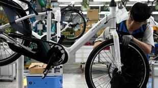 It is boom time for Taiwan's bike manufacturer thanks to soaring demand during the coronavirus pandemic