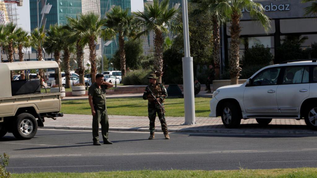 Turkish diplomat killed in restaurant shooting in Iraqi Kurdistan