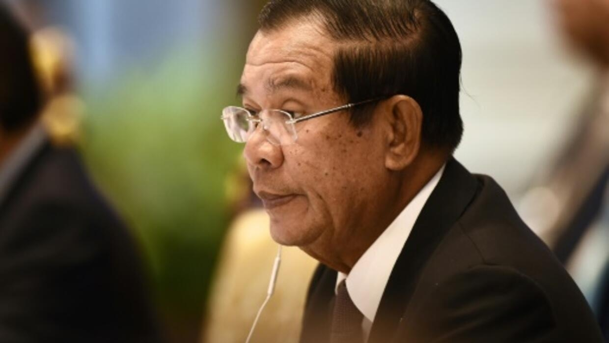 Cambodian PM fires arrest warning to fans of his arch-rival