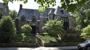 منزل الرئيس الأمريكي السابق باراك أوباما في واشنطن