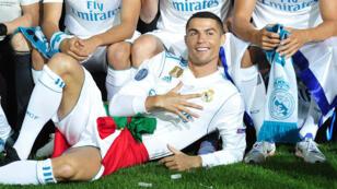 Cristiano Ronaldo, bientôt à l'affiche d'une série-documentaire sur Facebook Watch.