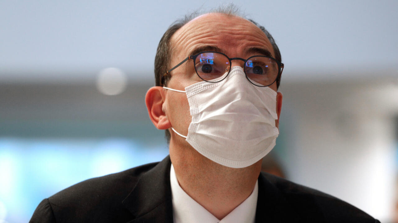 French PM Castex announces new coronavirus measures as cases surge