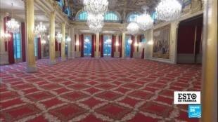 Esto es Francia - Salon de baile del Elíseo