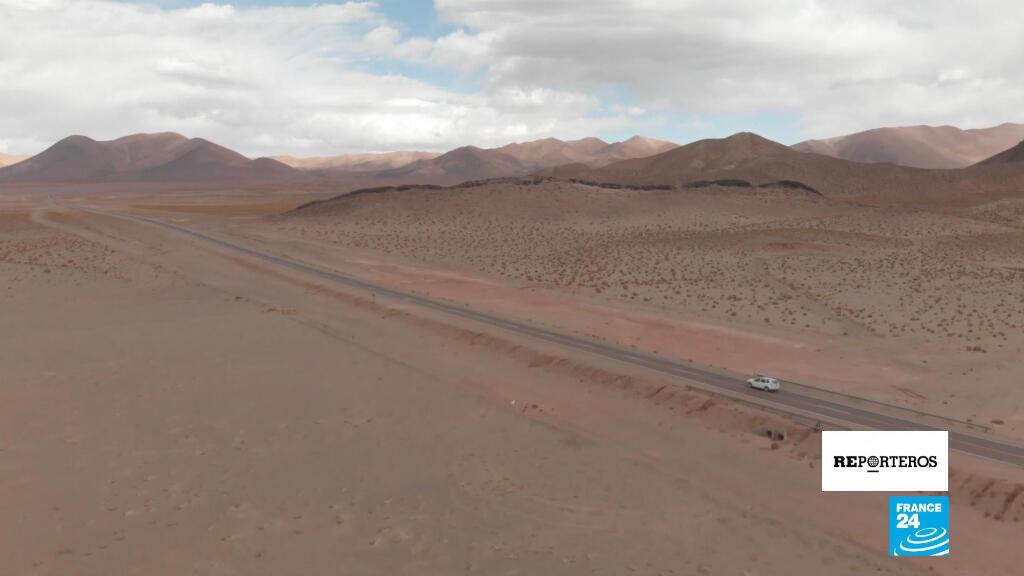 Provincia de Salta, Argentina, uno de los lugares que cuenta con las reservas más grandes de litio del mundo