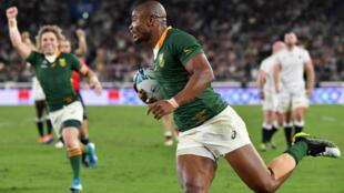 جنوب إفريقيا تفوز بلقب كأس العالم للروغبي