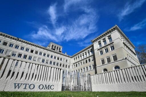 The World Trade Organization's headquarters in Geneva, Switzerland.