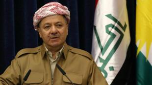 Le président kurde a annoncé qu'il quittera ses fonctions le 1er novembre.