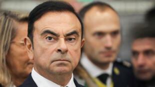Carlos Ghosn est soupçonné d'avoir minoré de plusieurs centaines de milliers d'euros ses revenus en tant que PDG de Nissan au Japon.