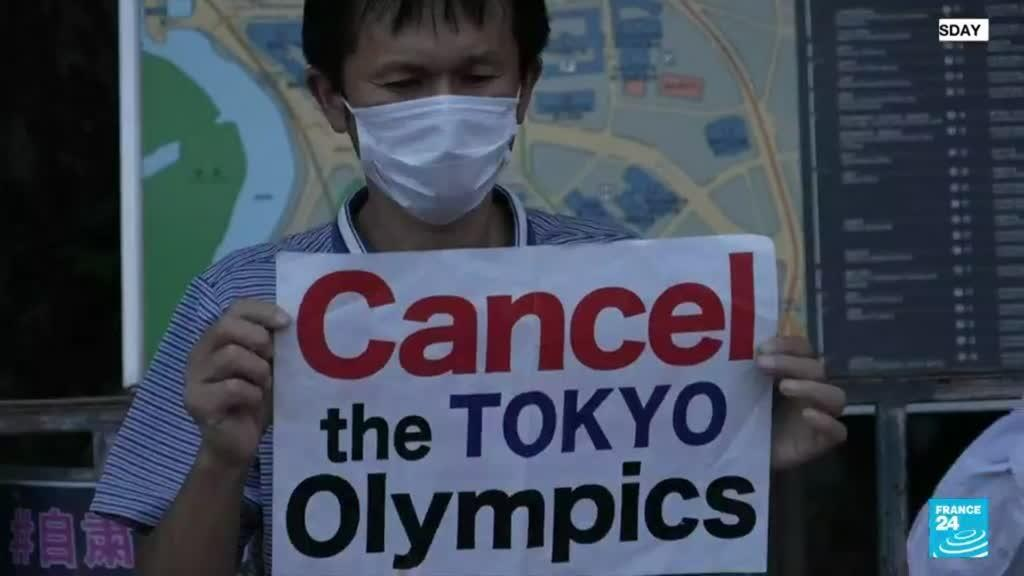 2021-07-29 17:06 Officials in Tokyo alarmed as virus cases hit record highs