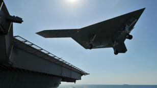 Un drone de l'armée américaine (image d'illustration).