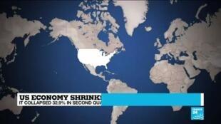 2020-07-30 17:05 US economy crashes to historic Q2 low