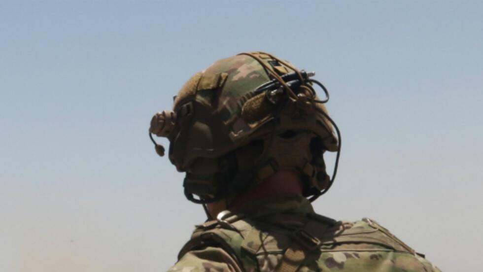 قوات أمريكية في أفغانستان. 4 آب/أغسطس 2019.