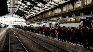 السكك الحديدية في فرنسا