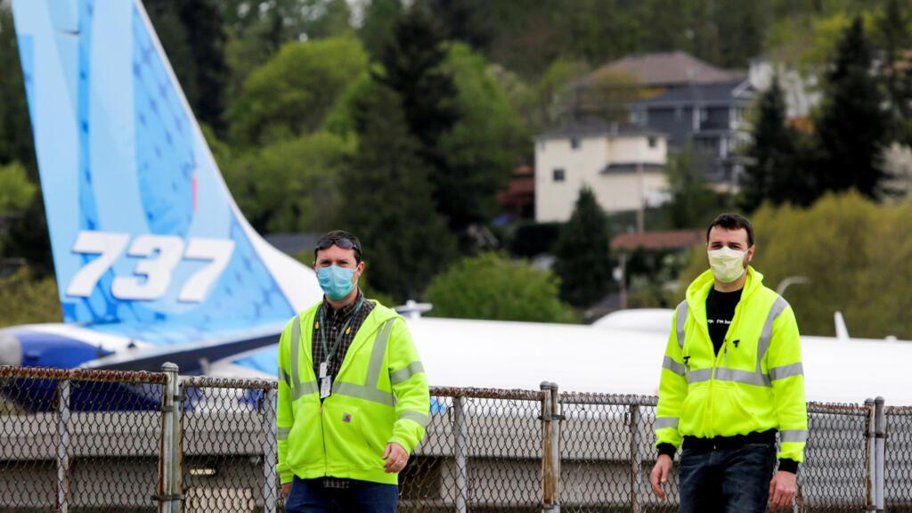 Boeing reprend la production du 737 MAX, cloué au sol après deux accidents meurtriers