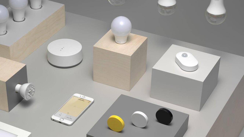 La maison connectée, du smartphone au variateur de lumières.