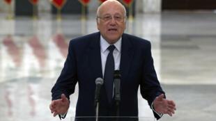 Najib Mikati-Lebanon