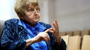 Eva Mozes Kor survived the Nazi death camp of Auschwitz and experiments by the infamous doctor Josef Mengele before devoting her life to Holocaust awareness