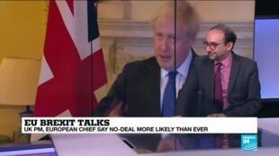 "2020-12-11 16:01 Gaps in Brexit talks ""very very big"", Sunday deadline might slip"