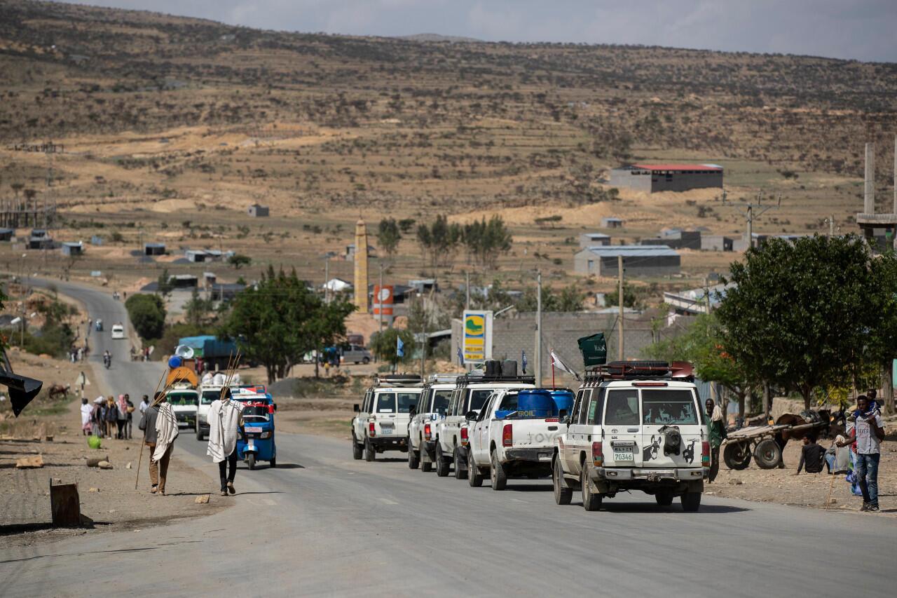 Ethiopia Tigray UN