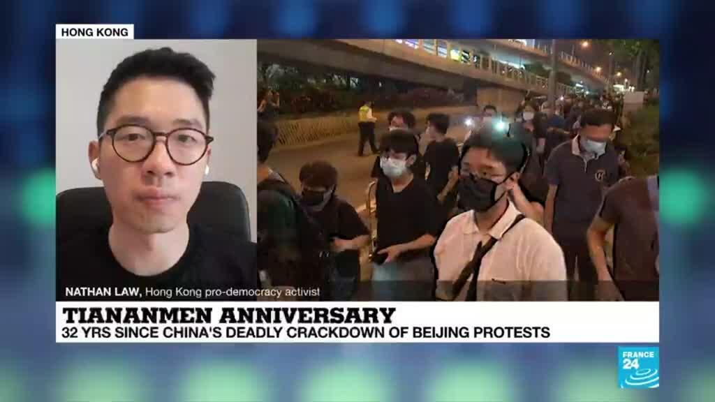 2021-06-04 18:06 32 yrs since China's deadly crackdown of Beijing protests