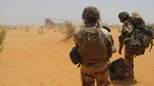 Operation Barkhane is engaged in an anti-terrorist operaton in Africa's Sahel region.