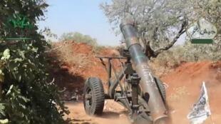 """- تنظيم """"جيش الفتح"""" يقصف الفوعة وكفريا"""