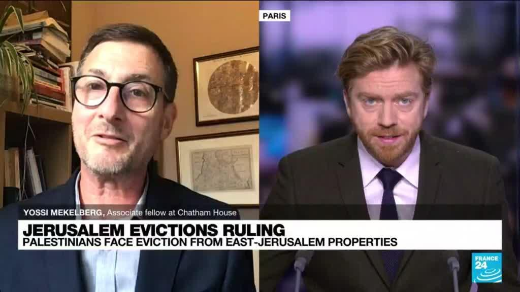 """2021-08-02 20:01 Jerusalem evictions ruling: """"The judge is trying to reach a reasonable compromise"""""""