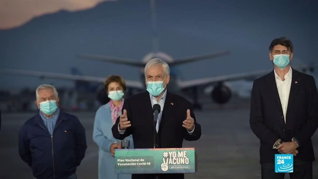 2021-05-26 14:42 Chile implementará un pase de movilidad para personas vacunadas con dos dosis
