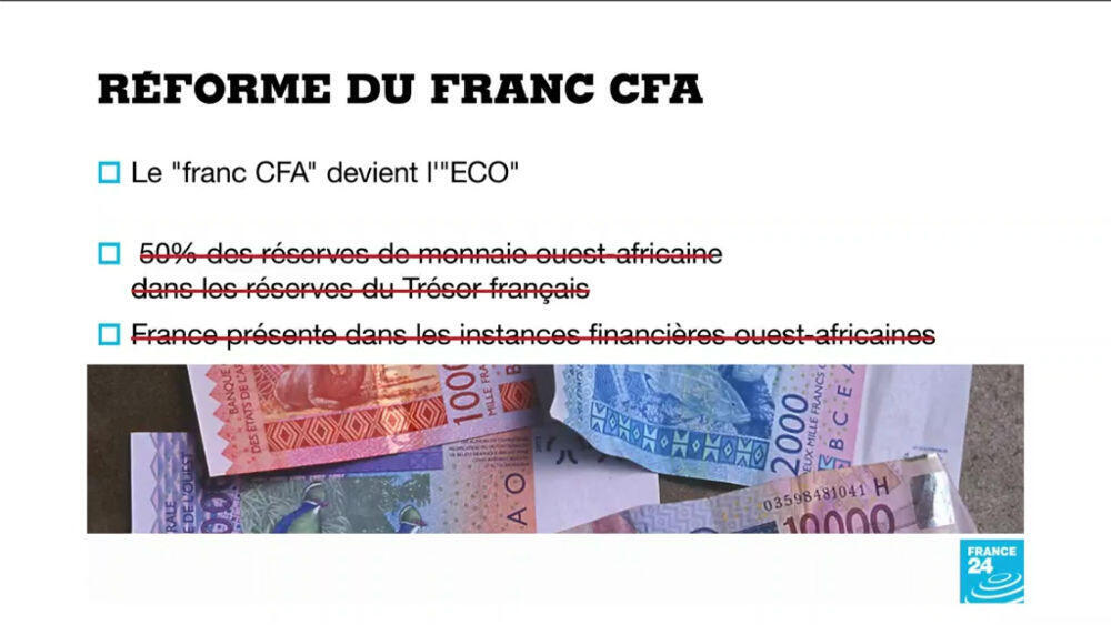 Réforme du franc CFA