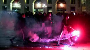 protestas italia restricciones covid
