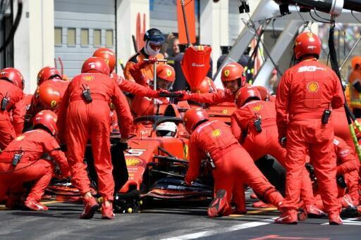La saison 2020 de Formule1 n'a pas pu démarrer à cause de la pandémie de Covid-19.