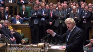 Le gouvernement Johnson a annoncé qu'il ferait appel de cette décision.