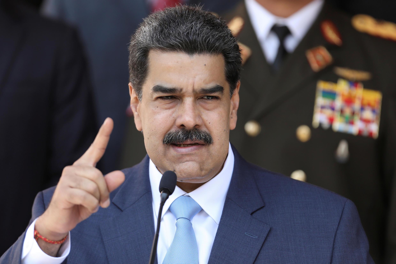 Nicolas Maduro Venezuela