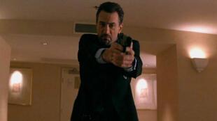 """Robert De Niro dans """"Heat"""", de Michael Mann, qui a inspiré Redoine Faïd pour son premier braquage."""
