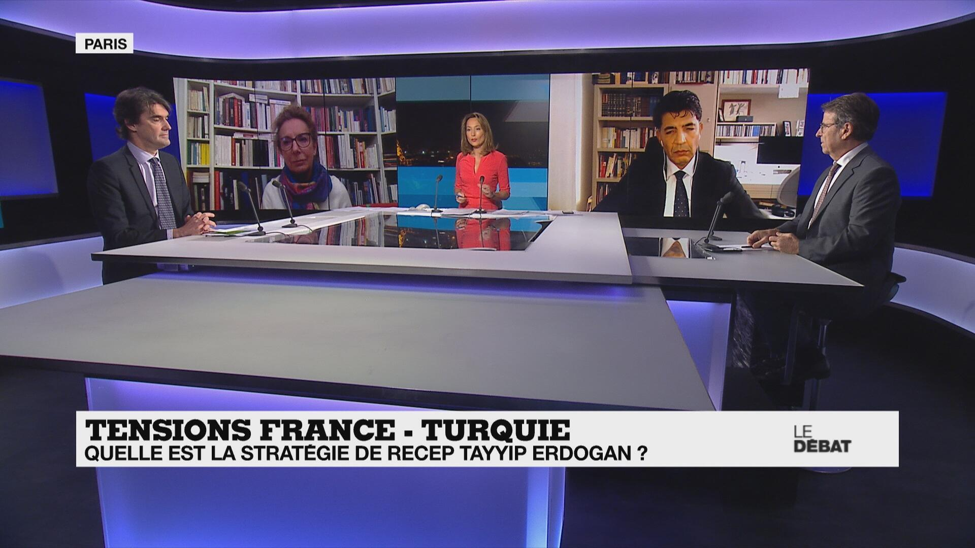 Le Débat de France 24 - lundi 26 octobre 2020